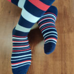 Carnaby Striped Navy