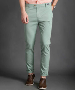 Green pants by henry & smith