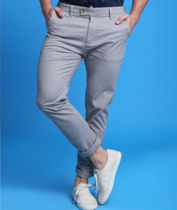 grey pants by henry & smith