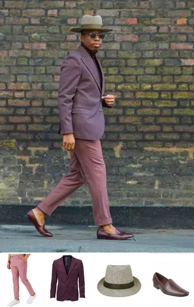 Baker miller pink chinos henry & smith